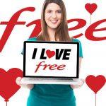 I love Free